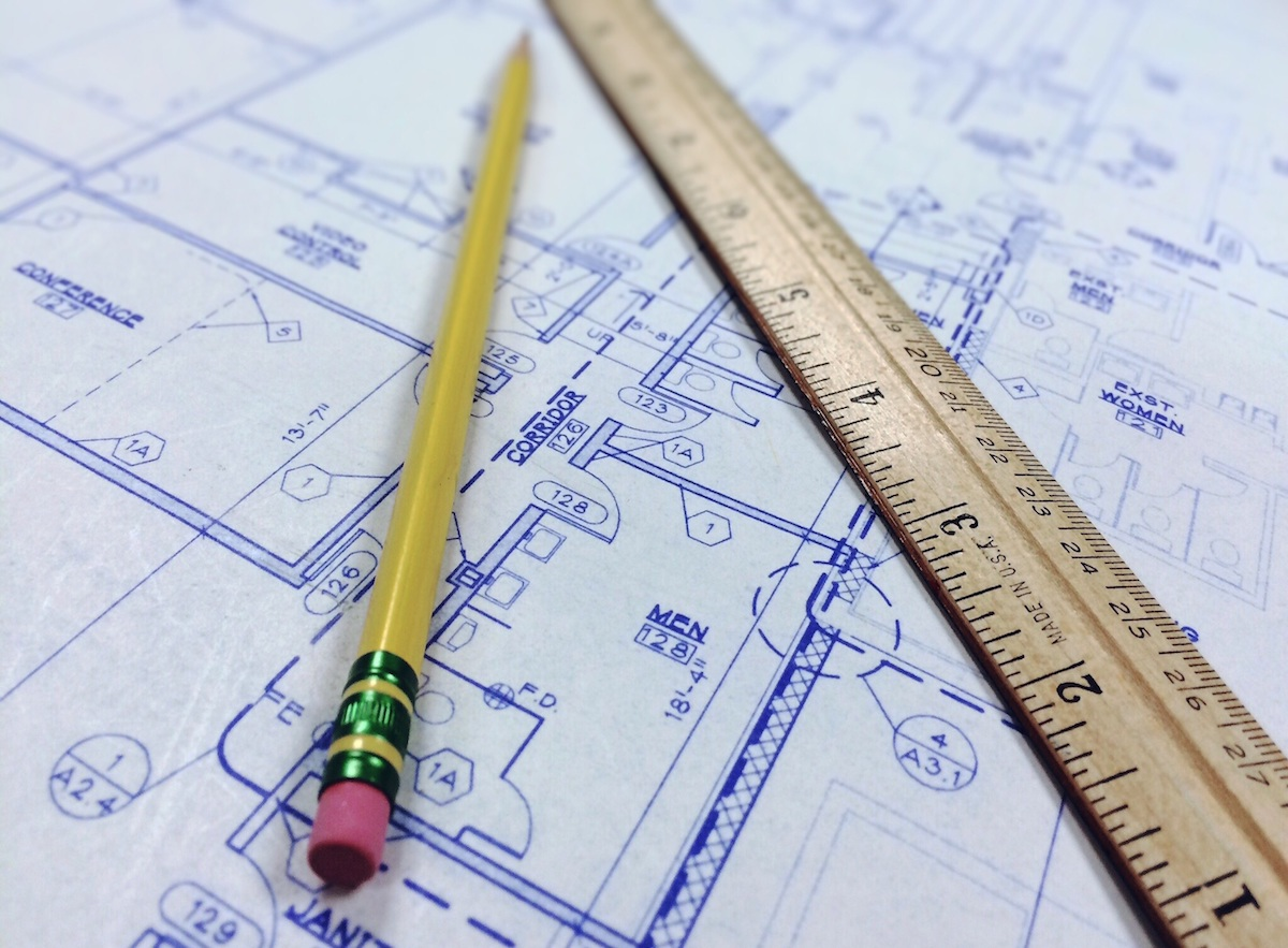 contrate um arquiteto
